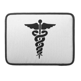 Medical Symbol Sleeve For MacBooks