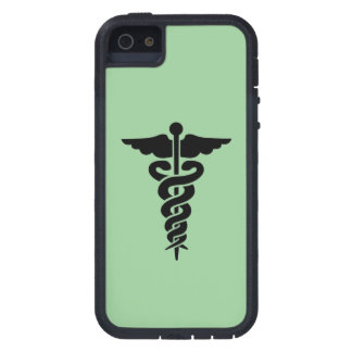 Medical Symbol Tough Xtreme iPhone 5 Case