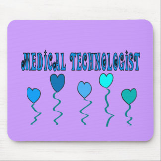Medical Technologist Gifts Mouse Pads