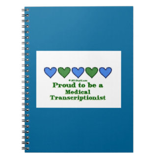 Medical Transcription Notebook