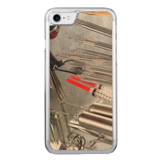 Medical Utensils Carved iPhone 8/7 Case