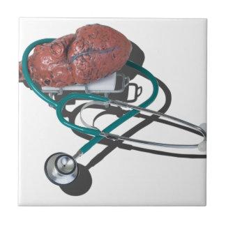 MedicalHeartGurneyStethoscope092715.png Small Square Tile