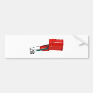 MedicalInfoMail071209 Car Bumper Sticker