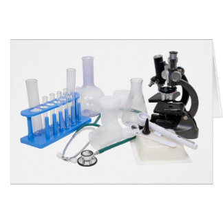 MedicalResearch071209 Greeting Card