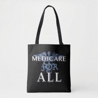 MEDICARE FOR ALL tote med. blk