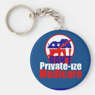 Medicare Keychain