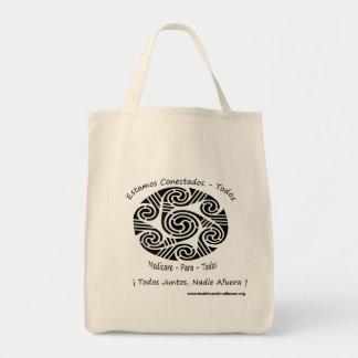 Medicare Para Todos Grocery Tote Bag