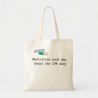 Medication each day bag (CPN)