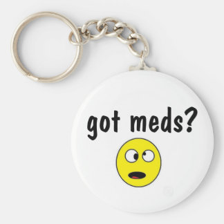 Medication Keychain
