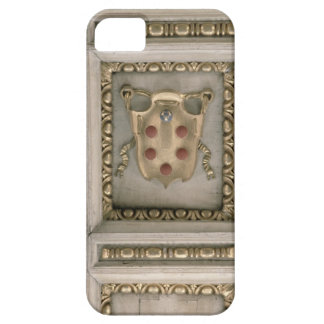 Medici coat of arms, from the soffit of the church iPhone 5 cases