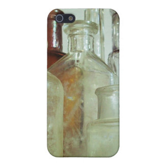 Medicine Bottle Display iPhone 5 Covers