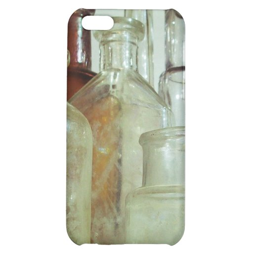 Medicine Bottle Display Cover For iPhone 5C