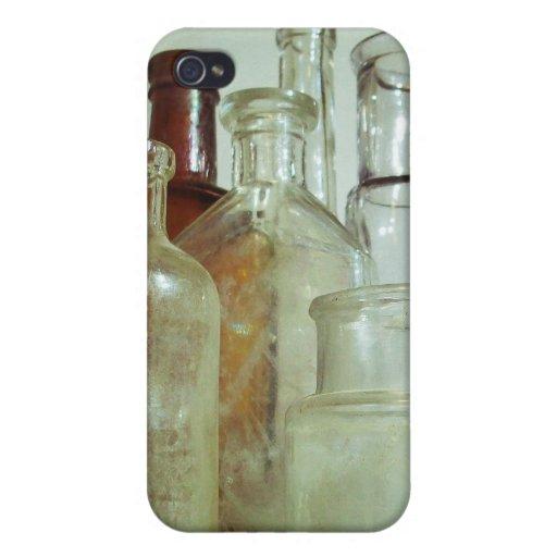Medicine Bottle Display iPhone 4 Case
