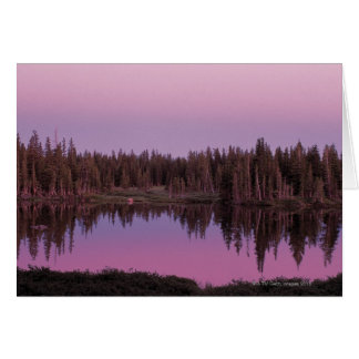Medicine Bow National Forest , Wyoming Card