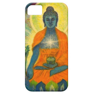 Medicine Buddha Art iPhone 5 Case