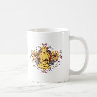 Medicine Buddha in Meditation Basic White Mug