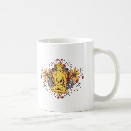 Medicine Buddha in Meditation Coffee Mug