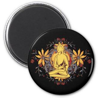 Medicine Buddha in Meditation Refrigerator Magnet