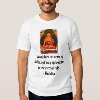 medicine-buddha-parantaj, Hatred does not cease... Tee Shirts