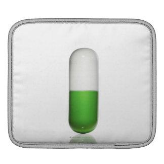 Medicine Capsules 3 iPad Sleeve