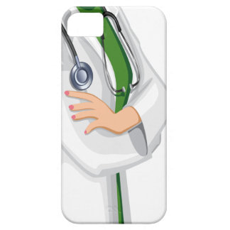 Medicine Female  Doctor Barely There iPhone 5 Case