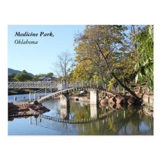 Medicine Park, , Oklahoma Postcard