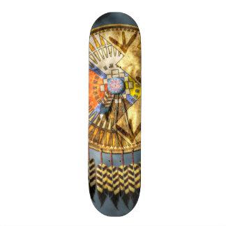 Medicine Shield Skateboard