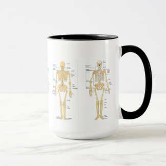 Medicine: Skeleton Mug