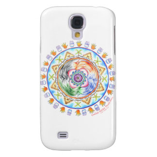 Medicine Wheel Galaxy S4 Case