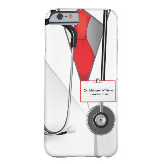 Medicines Doctor Barely There iPhone 6 Case