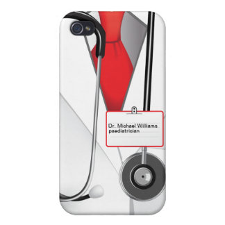 Medicines Doctor iPhone 4 Covers