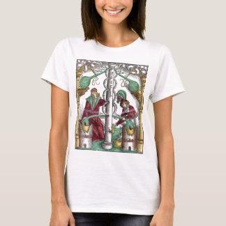 Medieval Alchemy Distillation T-Shirt
