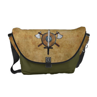 Medieval Arms Messenger Bags
