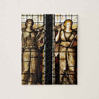Medieval art jigsaw puzzle