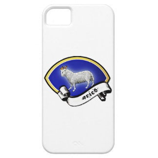 Medieval Astrological Zodiac Sign Ram (Aries) iPhone 5 Covers