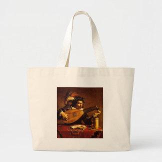 medieval-bard-4 tote bag