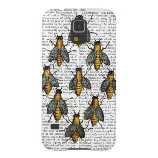 Medieval Bees 2 Galaxy S5 Cases