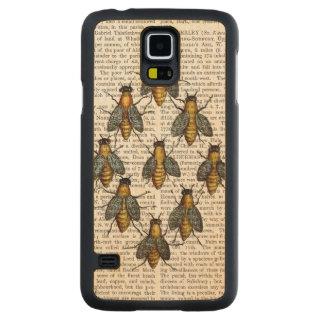 Medieval Bees 2 Maple Galaxy S5 Slim Case