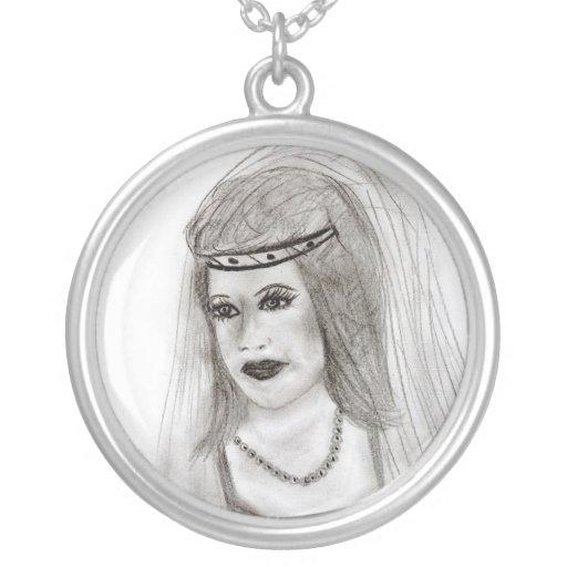 Medieval Bride Pendant