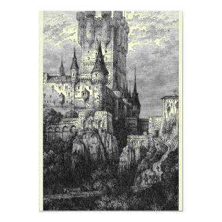 Medieval Castle Invitation
