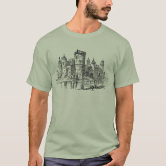 Medieval Castle Men's Shirt
