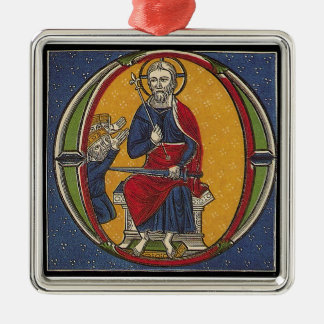Medieval Christmas Ornament