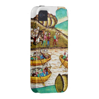 Medieval Chronicles iPhone4 Case Vibe iPhone 4 Case