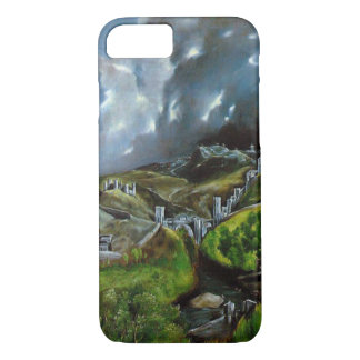 Medieval city wall iPhone 8/7 case