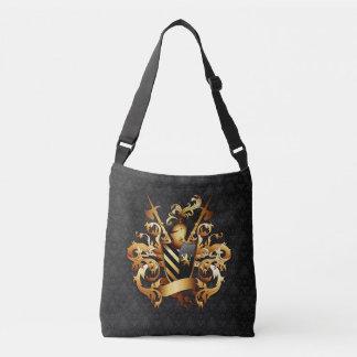 Medieval Coat of Arms Cross Body Bag