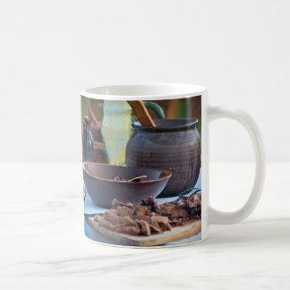Medieval Cooking Photography Coffee Mug