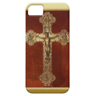 Medieval crucifix barely there iPhone 5 case