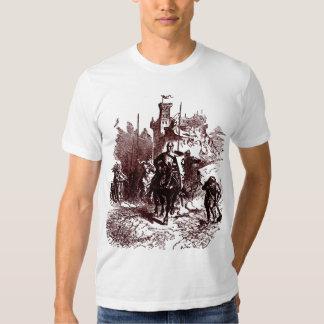 medieval crusades tshirt