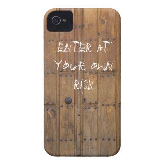 Medieval Door iPhone 4 Case