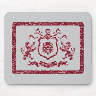 Medieval Heraldic Coat of Arms - Mousepad